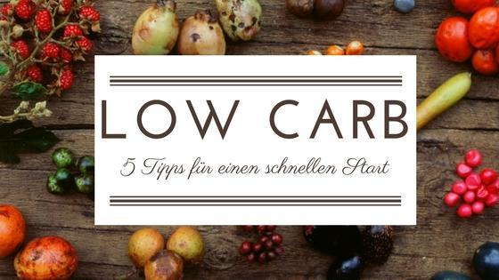 Start in Low Carb