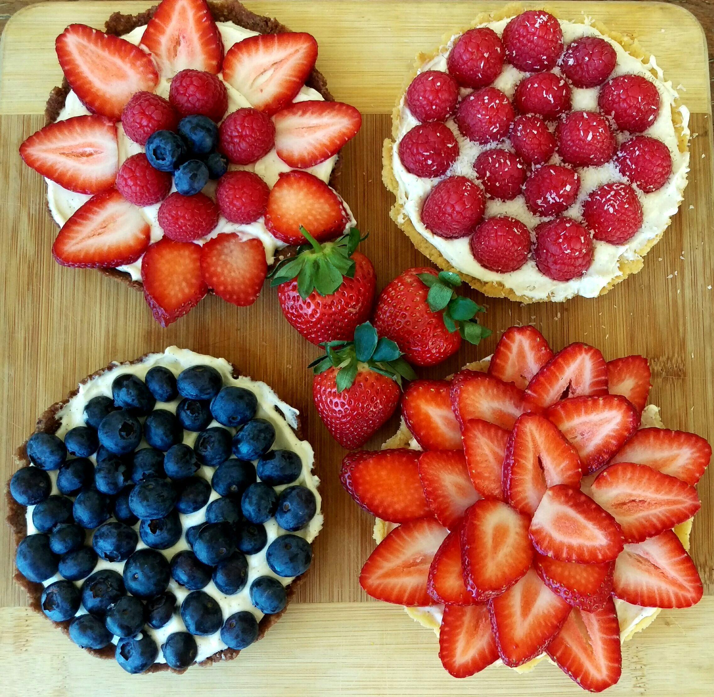 Low Carb Tartes