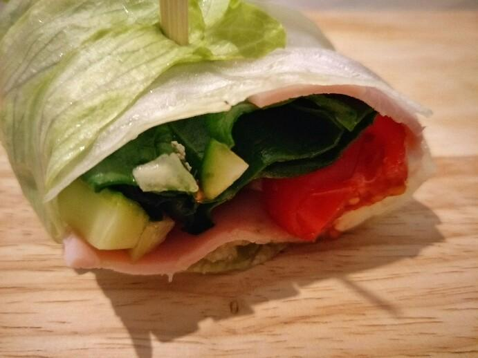 Low Carb Salatwraps