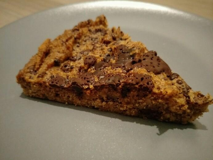 Low Carb Nuss-Schoko-Kuchen