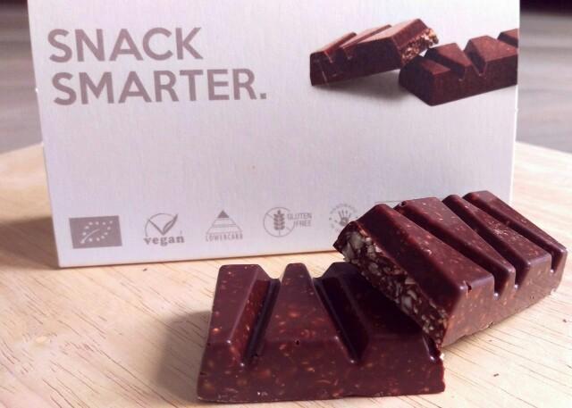 Nucao – Snack Smarter