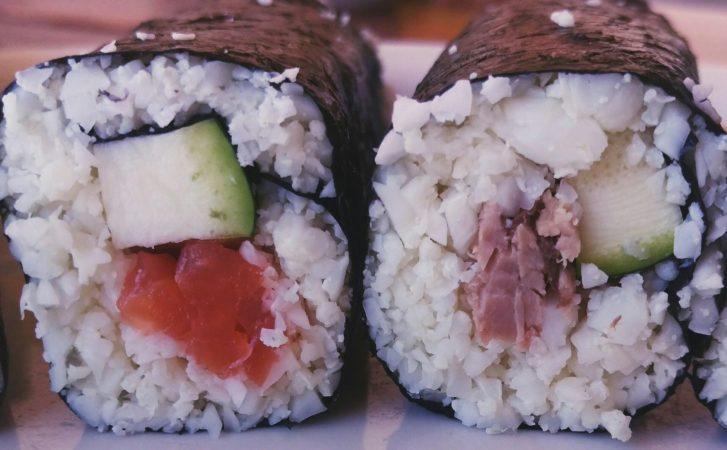 Low Carb'd Sushi